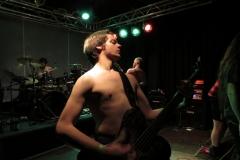 Brutal Sphincter beim Eastfrisian Gore Fest 2019