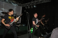 The Creatures from the Tomb beim Eastfrisian Gore Fest 2019