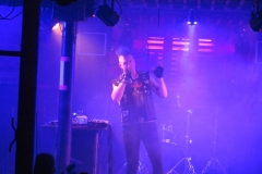 Ben Bloodygrave  auf der MS Stubnitz