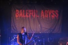 Zombislut / Baleful Abyss beim Heidelberg Deathfest 2019