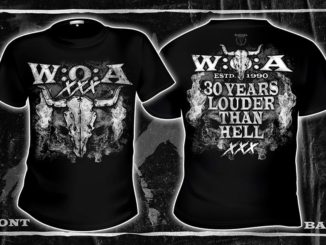 X-MAS 2019 Wacken