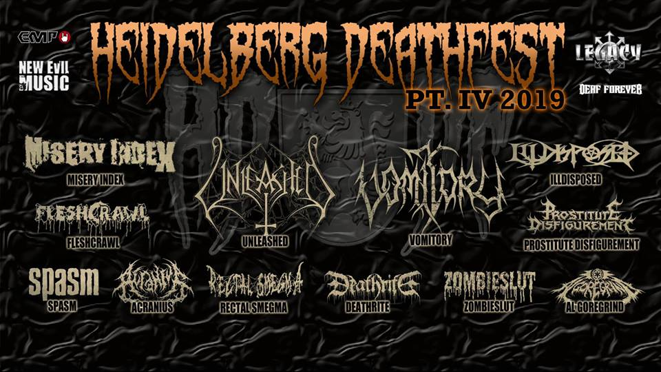 Heidelberg Deathfest 2019