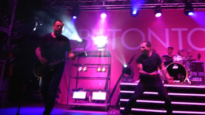 Betontod live auf der Vamos! Tour im Aladin Bremen