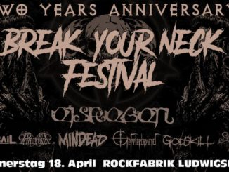 Break Your Neck Festival 2019