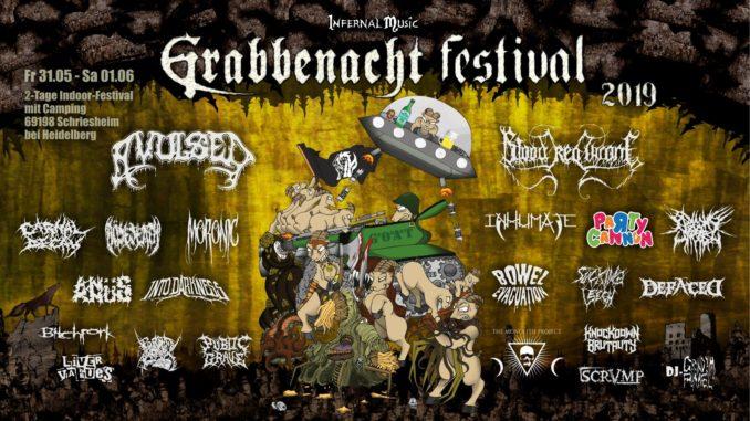 Grabbenacht Festival 2019
