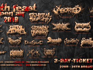 Deathfeast Open Air 2019