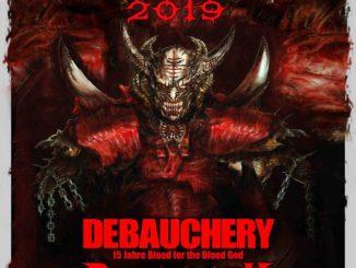Blutfest 2019 Lübeck: Debauchery, Balgeroth, Surface, Stormrage