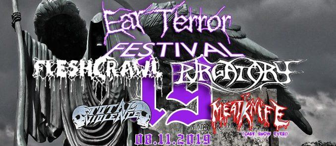 Ear Terror Festivla 2019