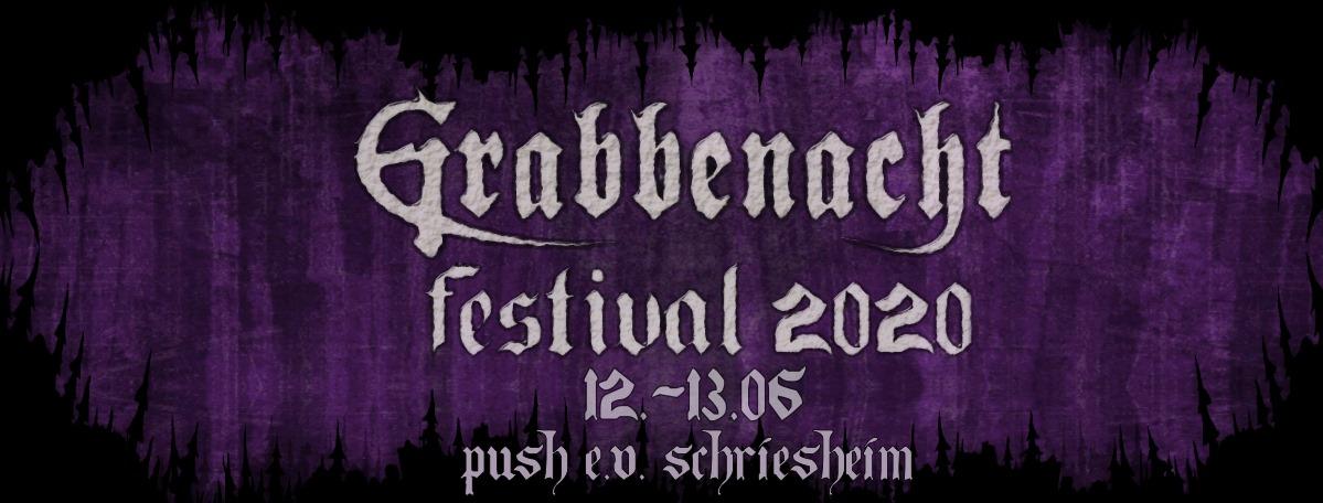 Grabbenacht 2020 im PUSH e.V. Schriesheim bei Heidelberg.