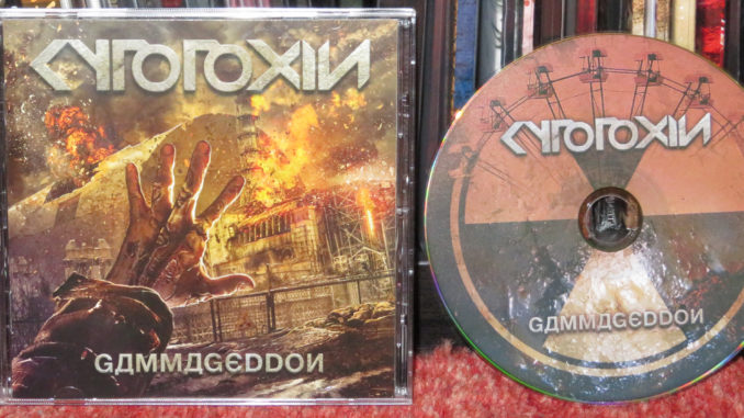 Cytotoxin – Gammageddon