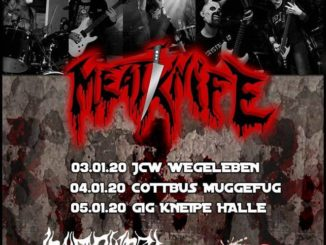 25 Jahre Meatknife Final Tour