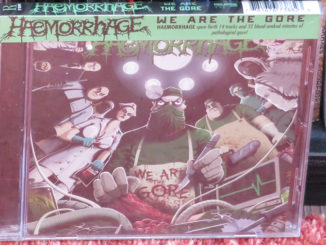 Haemorrhage ‎– We Are The Gore