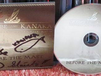 MacCabe and Kanaka - Before the Mast