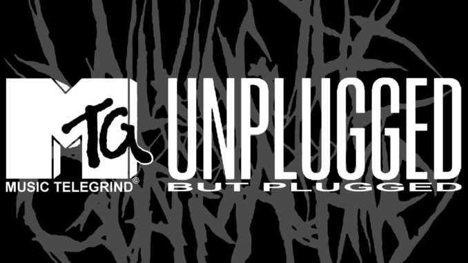 Milking the Goatmachine - unplugged but plugged