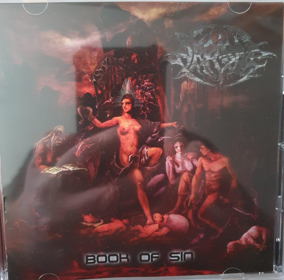 Abrasive - book of sin